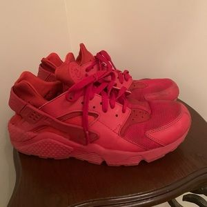 Nike Air Huarache Shoes Men's Size 10.5